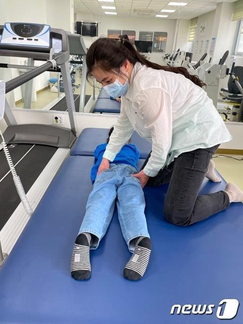 예산군보건소, 소아·청소년 장애인 재활치료 교실 운영
