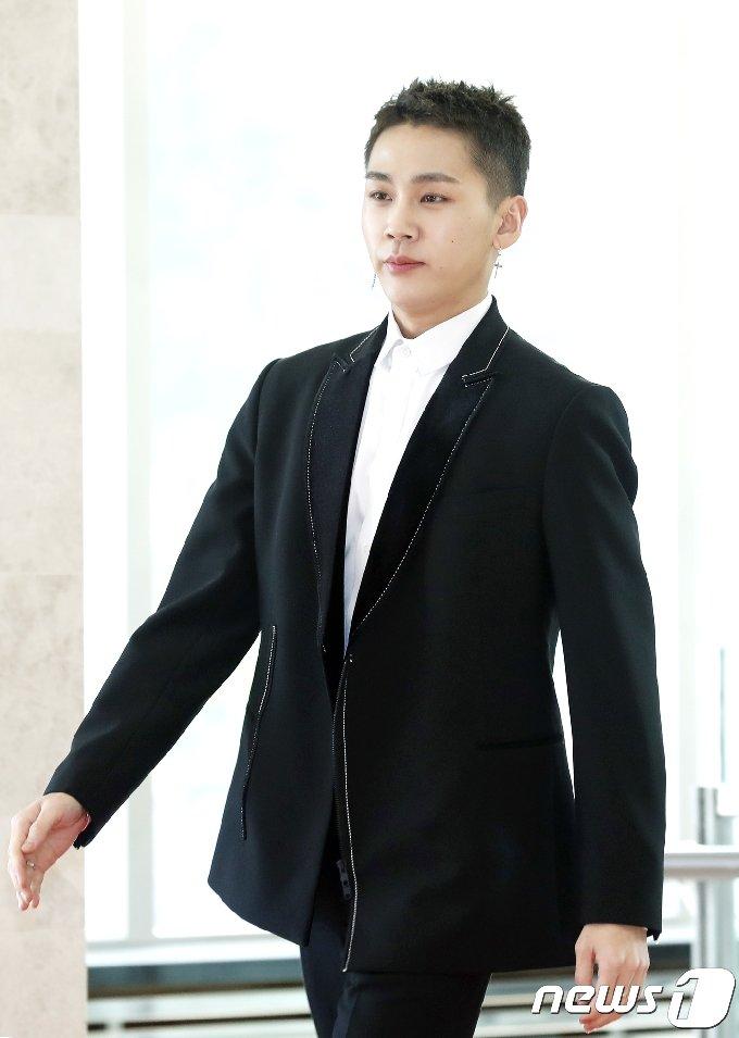 비투비 전 멤버 정일훈 / 뉴스1 © News1 권현진 기자