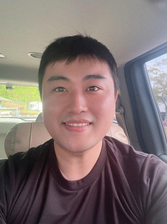 트로트 가수 김호중/사진=김호중 공식 팬카페
