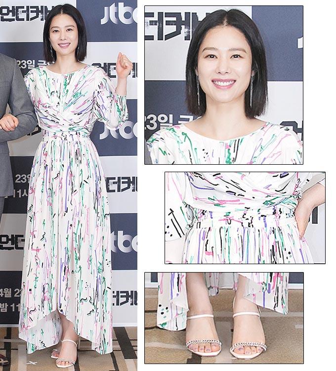 배우 김현주/사진제공=JTBC