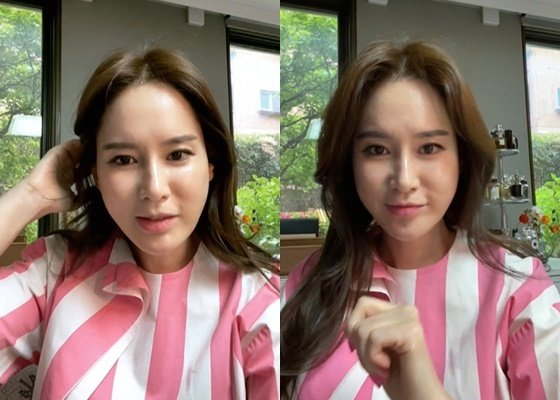 사진=이혜원 인스타그램 © 뉴스1