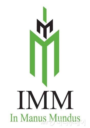 IMM PE 로고(CI)