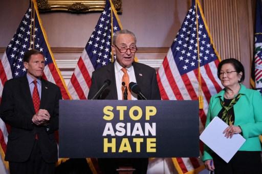 미국 상원, 아시아계 증오범죄 방지법 압도적 가결
