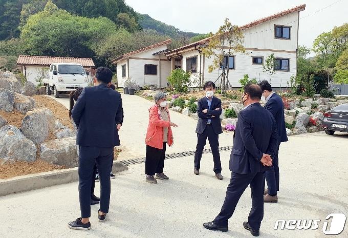 월 5만원 임대주택, 폐교위기 학교 살렸다…괴산 행복보금자리 관심