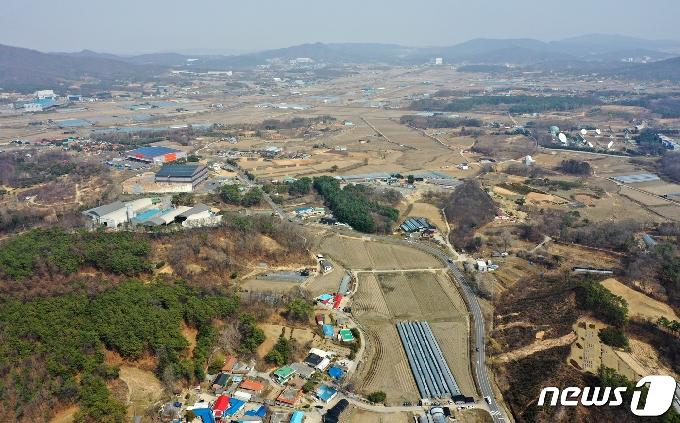 경찰, '용인 반도체 클러스터 공무원 투기 의혹' 처인구청 등 압수수색