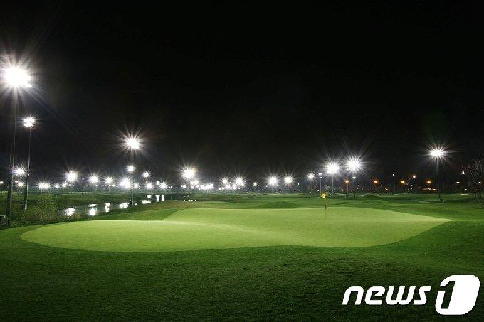 스카이 72 골프장 © 뉴스1