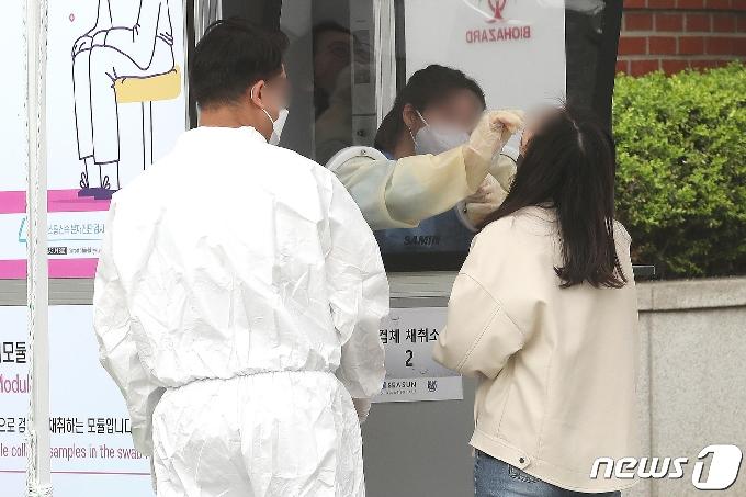 [사진] 서울대, 코로나19 신속분자진단검사 도입