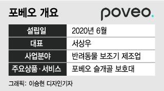 [유니밸리]반려견 위해 만든 보호대…입소문 타고 월매출 1억