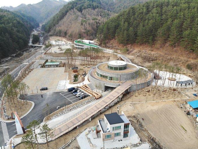 경북 울진군 금강송 에코리움. /사진=한국관광공사