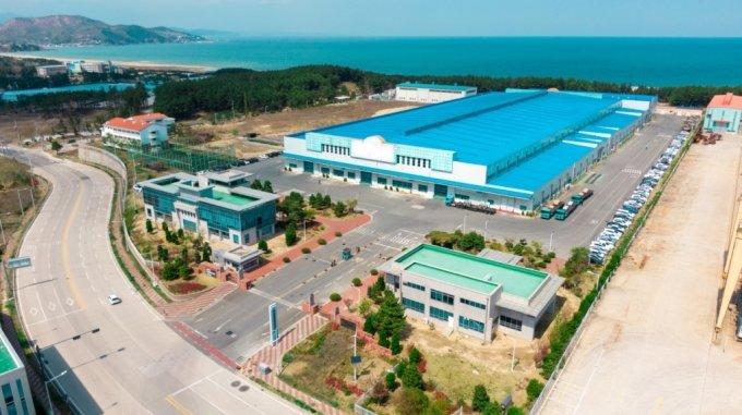 포스코SPS 공장 전경/사진제공=포스코인터내셔널