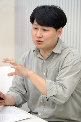 손양덕 로지켓 대표/사진=이기범 기자