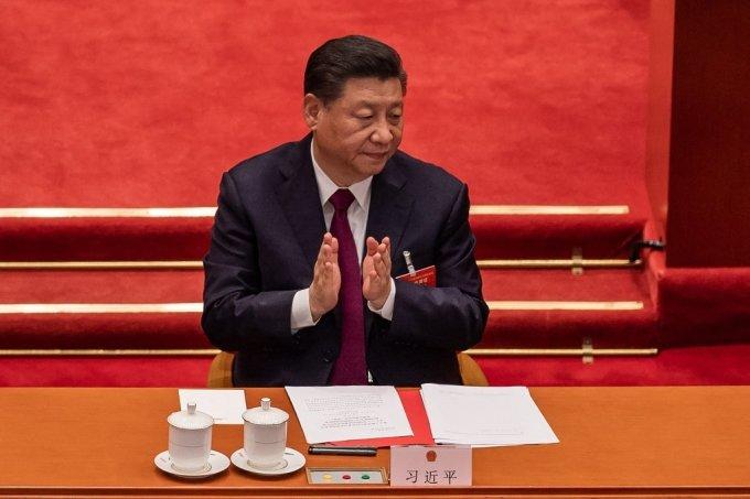 시진핑 중국 국가주석 /사진=AFP