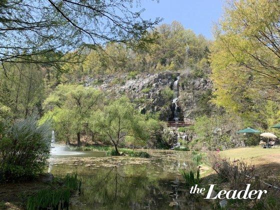 ▲이철우 경북도지사는 경상북도의 대표 관광지로 낙강물길공원을 꼽았다./사진=머니투데이 더리더