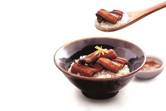 맛있는 장어 덮밥. /사진=한국수산회