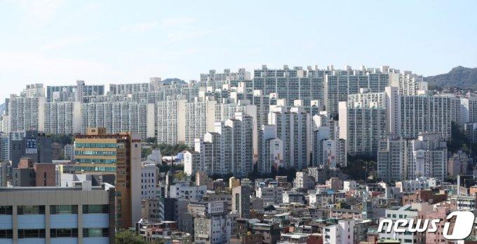 서울 강북권 아파트 단지. /사진제공=뉴스1