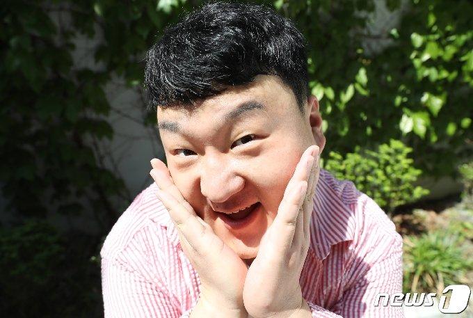 개그맨 배정근 © News1 권현진 기자
