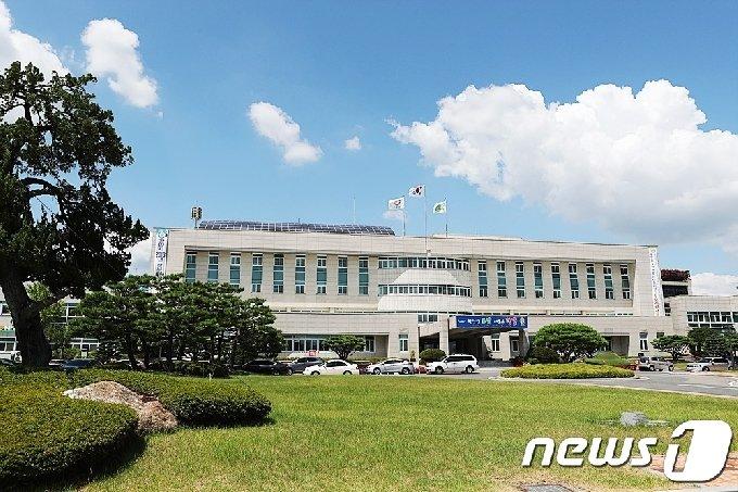 광양시청© 뉴스1
