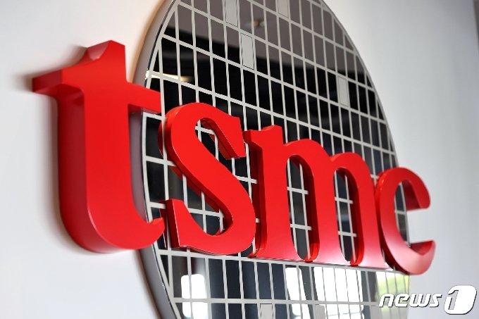 대만 TSMC 로고 © 로이터=뉴스1