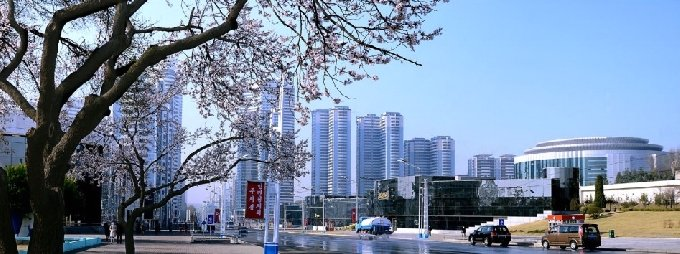 평양. (출처=북한 대외용 월간지 '조선') © 뉴스1