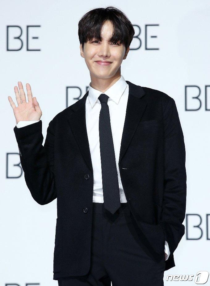 그룹 BTS(방탄소년단)의 제이홉/뉴스1 © News1