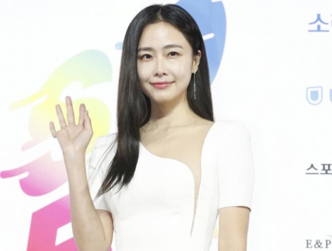 배우 홍수현/사진=뉴스1