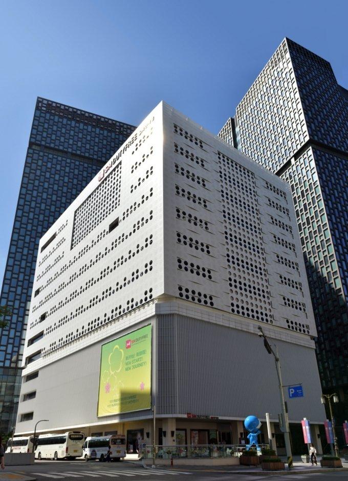 서울 중구 인사동 하나투어 사옥. /사진=하나투어