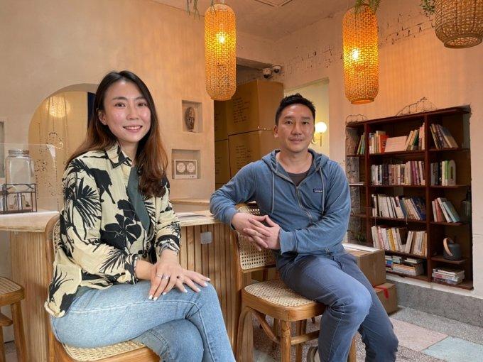 한귀리(왼쪽)·염승식 위크엔더스 공동대표 /사진=이민하