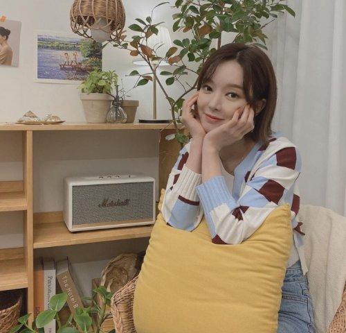가수 초아/사진=초아 인스타그램
