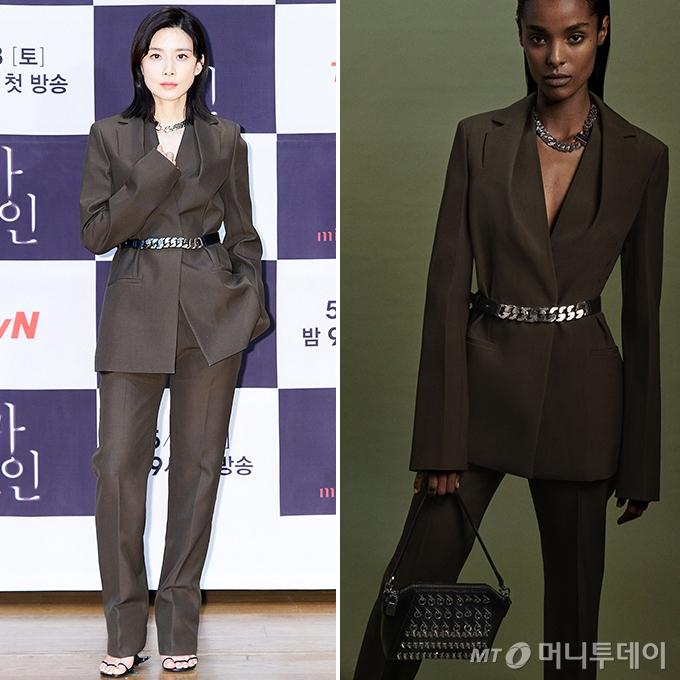 /사진=tvN 제공, 지방시