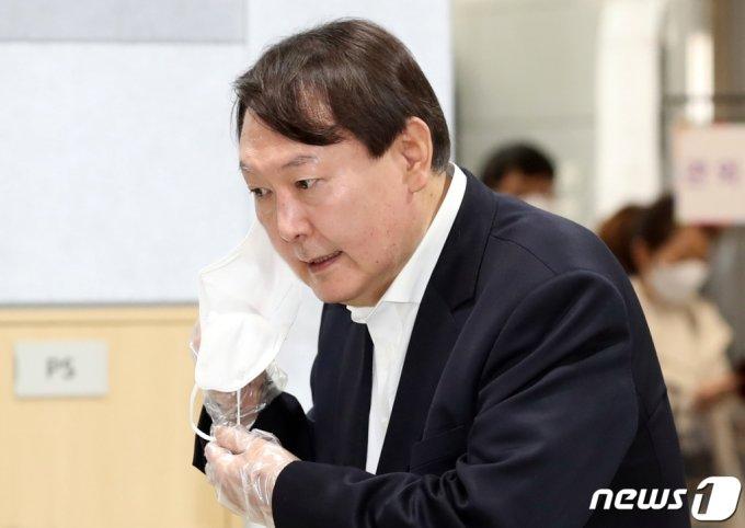 윤석열 전 검찰총장/사진=뉴스1