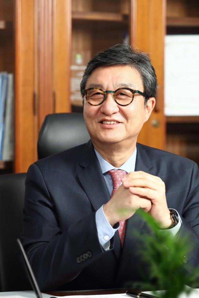 박상익 삼영S&C 대표. /사진=삼영S&C 제공