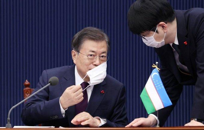 文대통령, '임·박·노' 장관 후보자 거취 언급할까