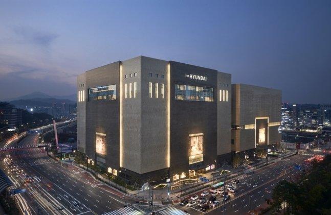현대백화점 판교점 전경/사진제공=현대백화점