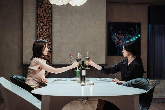 '마인' 스틸컷, 사진제공=tvN
