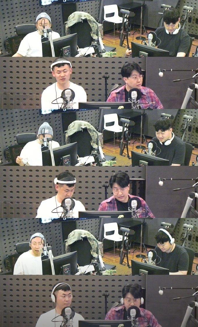 KBS 쿨FM '박명수의 라디오쇼' © 뉴스1
