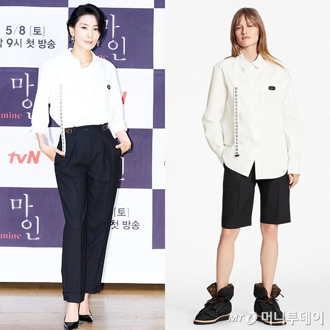 /사진=tvN 제공, 루이 비통