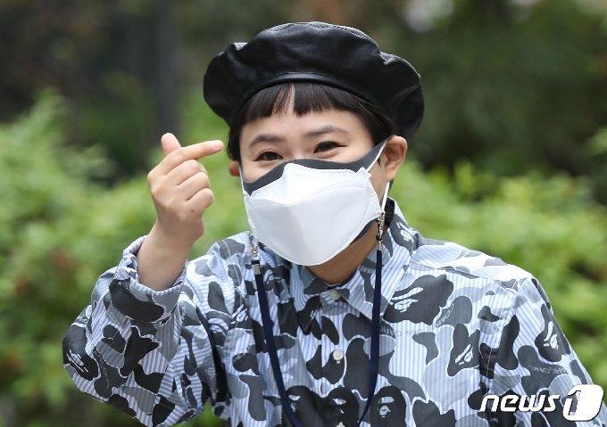 [사진] 김신영, 둘째 이모 김다비 사랑해 주세요