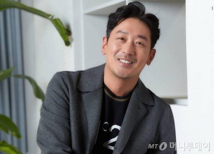 배우 하정우/사진제공=CJ엔터테인먼트