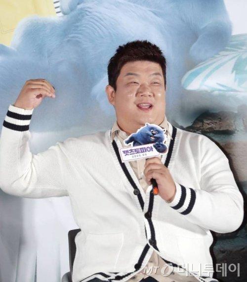개그맨 유민상/사진=김창현 기자