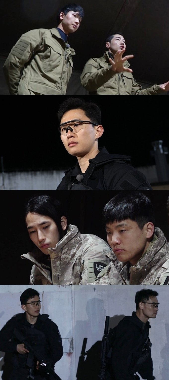 SKY·채널A '강철부대' © 뉴스1