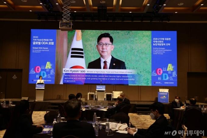 아프리카로! 캄보디아로!...글로벌무대 누빈 K-농업 국격 높였다