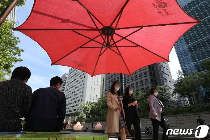 [오늘의 날씨]인천(13일, 목)…낮 최고 27도 초여름 더위