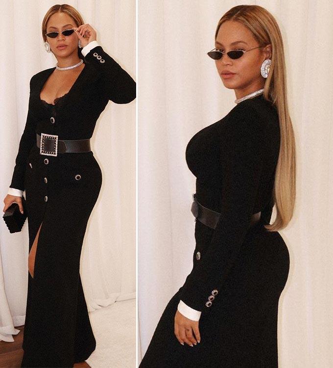 팝 가수 비욘세/사진=비욘세 인스타그램