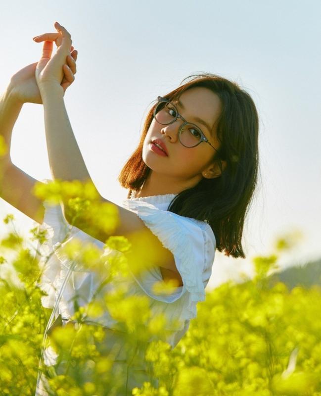 가수 겸 배우 혜리/사진제공=마리끌레르&그림공작소