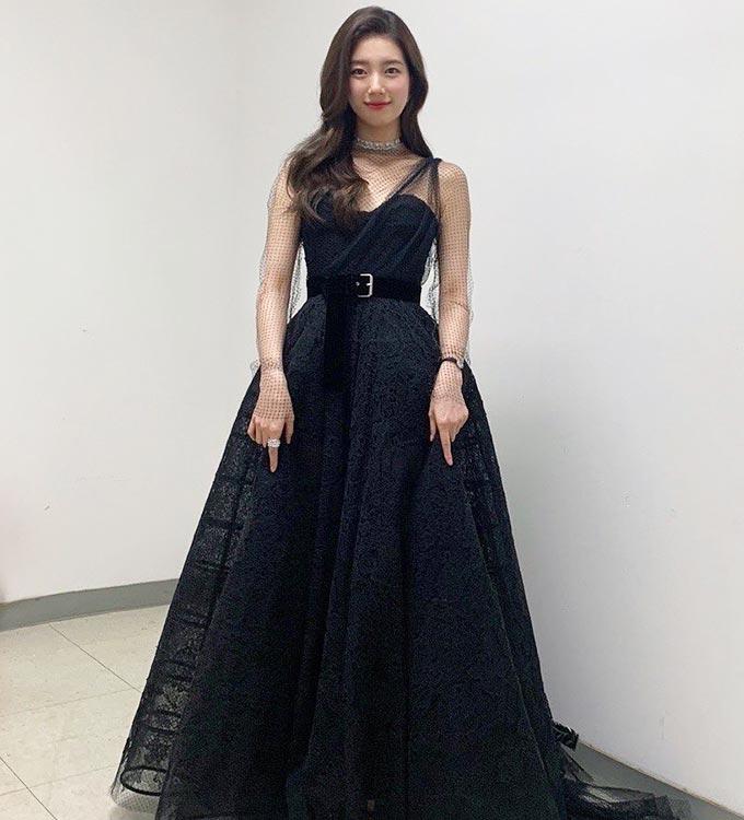 가수 겸 배우 수지/사진=매니지먼트 숲 공식 인스타그램