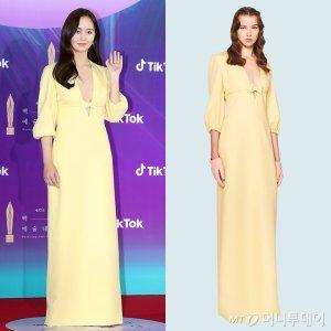 김소현, 가슴선 드러낸 '298만원' 파격 드레스…