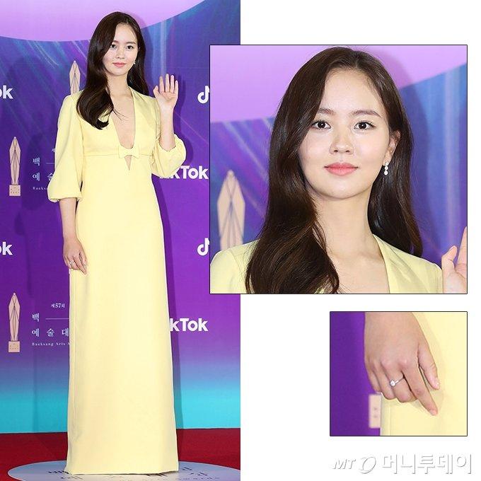 배우 김소현 /사진제공=백상예술대상 사무국