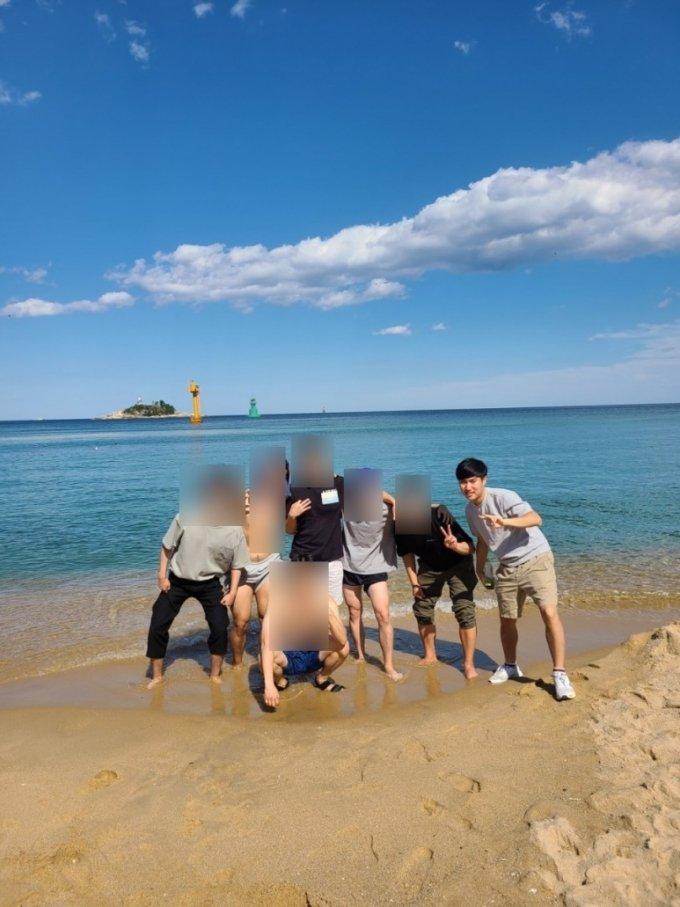 고(故) 손정민씨 아버지인 손현씨(50)가 SNS에 올린 사진/사진제공=손현씨 블로그 캡쳐