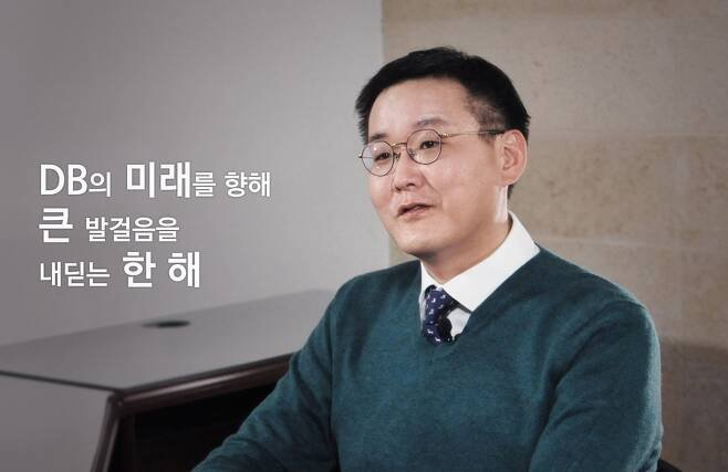김남호 DB그룹 회장. /사진제공=DB그룹