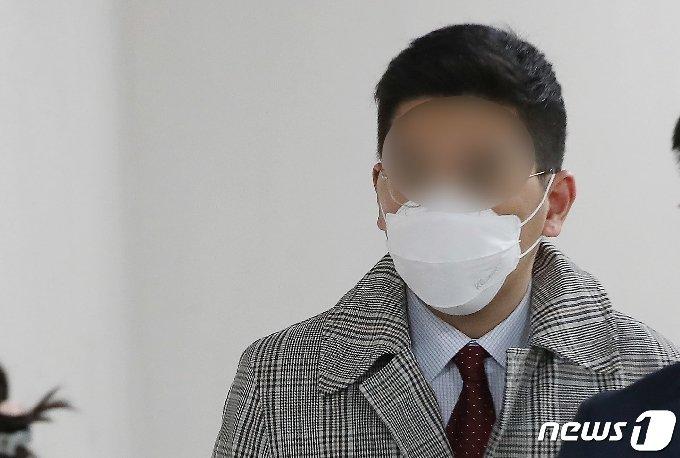 이동재 전 채널A 기자 . 2021.3.12/뉴스1 © News1 박정호 기자